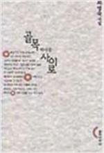 골목 하나를 사이로 - 최영숙 시집(초판) (시32코너)