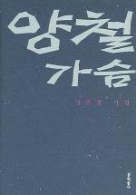 양철가슴  - 강문정 시집(초판) (시41코너)