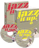 Jazz It Up! 1, 2권 세트 - 만화로 보는 재즈역사 100년  (알107코너)