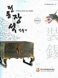 전통장석 만들기 - 두석장(중요무형문화재 제64호) 박문열의 (아코너)