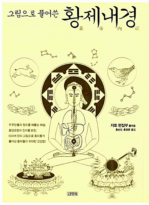 그림으로 풀어쓴 황제내경 (아코너)