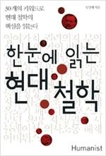 한눈에 읽는 현대 철학 - 30개의 키워드로 현대 철학의 핵심을 읽는다 (알철36코너)